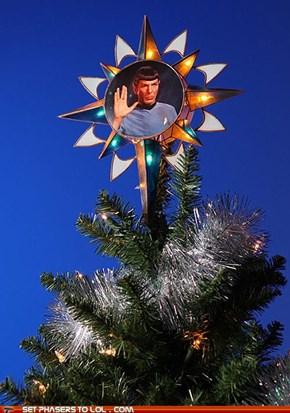 Merry Spockmas!