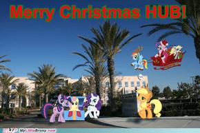 Merry Christmas HUB!