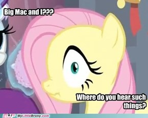 Lying Fluttershy: She's Heard of Your FanFics!