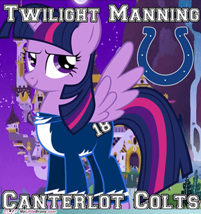 Twilight Manning - Canterlot Colts