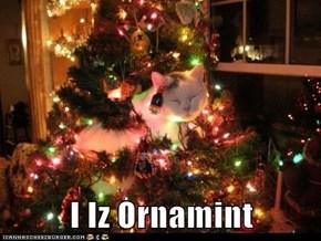 I Iz Ornamint