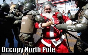 Occupy North Pole
