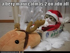 a bery maru catmas 2 on adn all