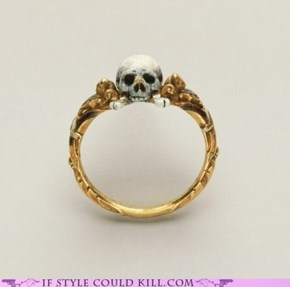 Ring of the Day: Dem Bones