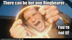 Not The Ringbearer