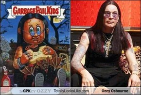 GPK Totally Looks Like Ozzy Osbourne