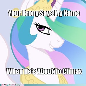 Celestia Always Knows
