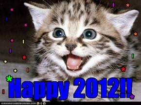 Happy 2012!