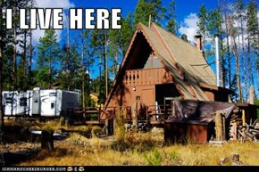 I LIVE HERE
