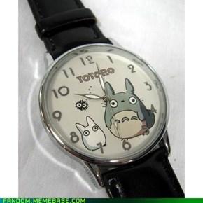 My Timekeeper Totoro