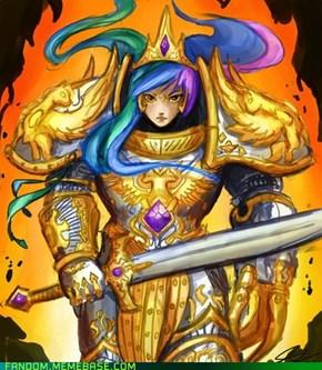 God Empress Celestia