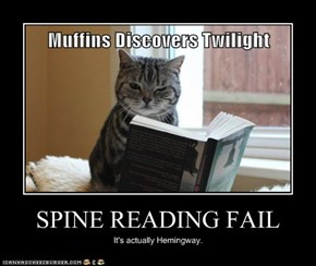SPINE READING FAIL