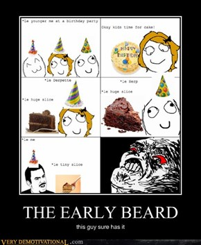 THE EARLY BEARD