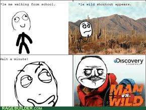 Meme vs Wild