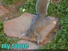 my stone