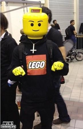 LEGO Costume WIN