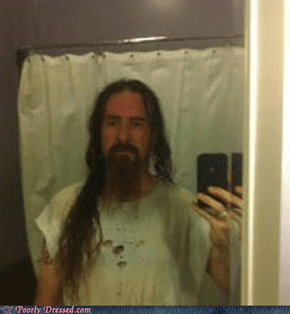 Rock Me, Homeless Jesus