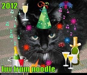 2012                                         luv frum noodle