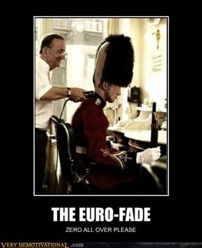 THE EURO-FADE