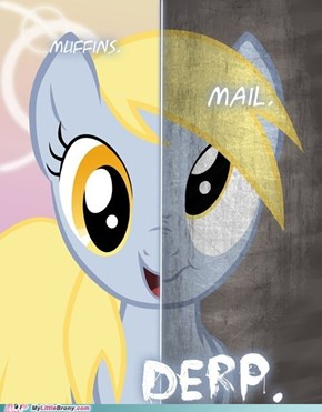 Two Sides: Derpy Hooves