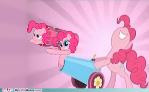 Pinkie's Out of Ammo