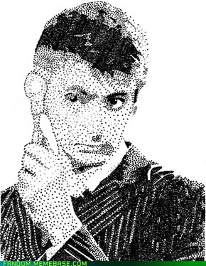 Davit Tennant Dot Stippling