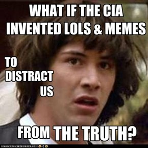 But... What if Aliens Invented Lols & Memes to REVEAL The Truth?