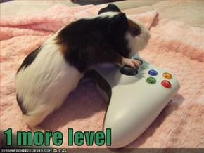 1 more level
