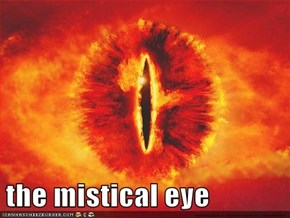 the mistical eye