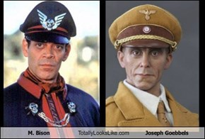 M. Bison Totally Looks Like Joseph Goebbels