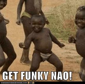 GET FUNKY NAO!