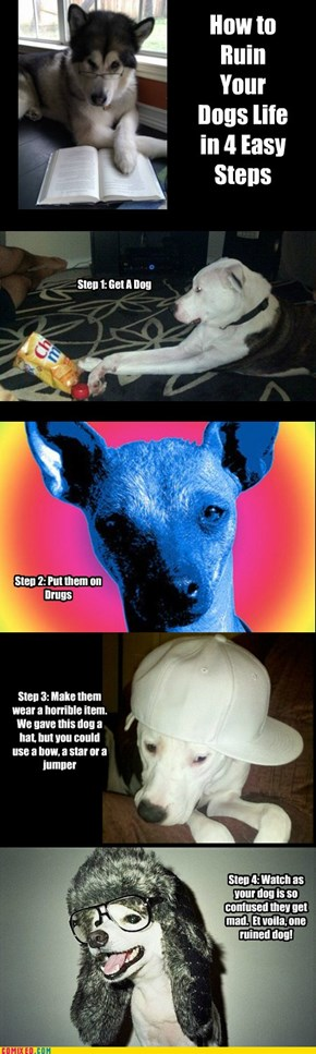 It's A Dog-Eat-Dog World