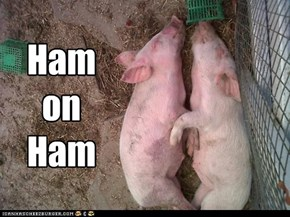 Ham on Ham