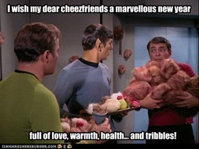 Happy Trek Year!