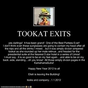 TOOKAT EXITS