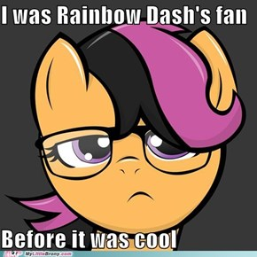 Hipster Scootaloo
