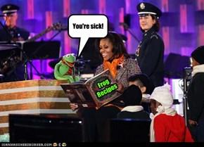 Frog Recipes You're sick!