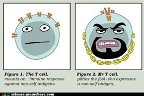 I Didn't Know Cells Could Grow Beards...