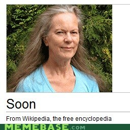 Wikipedia Is Creepy