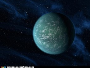 SCIENCE NEWS OF THE DAY: The Space-Train to Kepler-22b Leaves in Five...ALL ABOARD!