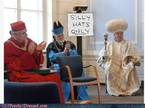 The Vatican Dentist's Waiting Room Gets Busy