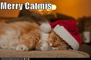 Merry Catmis