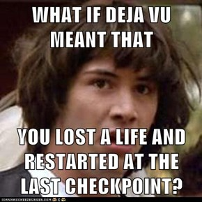 Conspiracy Keanu: Cats Are Checkpoints?
