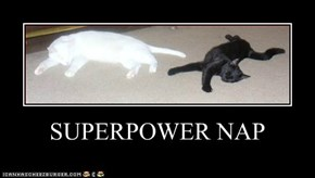 SUPERPOWER NAP