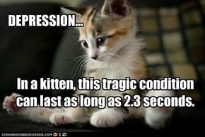 DEPRESSION...