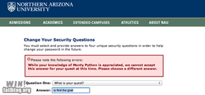 Password Security WIN