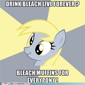 Bleach for everpony !