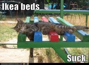 Ikea beds