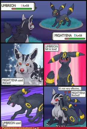 The Horror Mightyena Endures