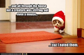 A Mousers Christmas